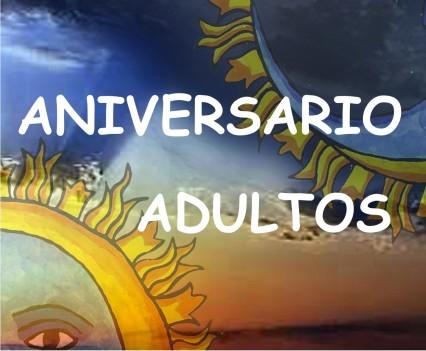 ANIVERSARIO ADULTOS