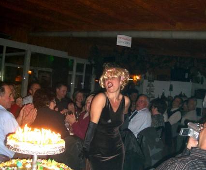 Marilyn aniversario