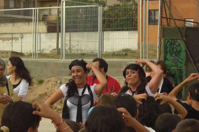 Fiestas de colegios